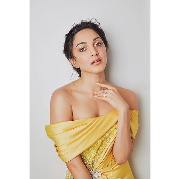 kiara advani New pics Never before in all the movies
