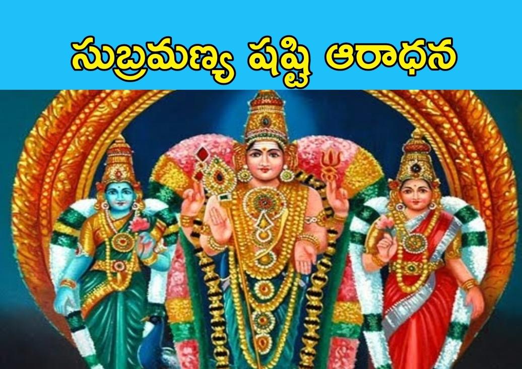 Photo of నేటి సుబ్రమణ్య ఆరాధన విశేషాలు