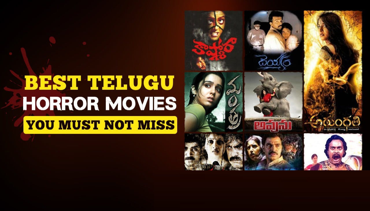 Photo of Best Telugu horror movies list to must watch
