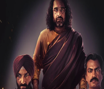 Best web series and top web series in hindi - Sacred Games