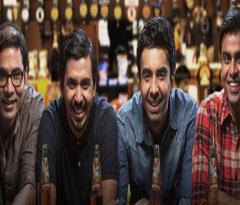 Best web series and top web series in hindi - TVF - Pitchers