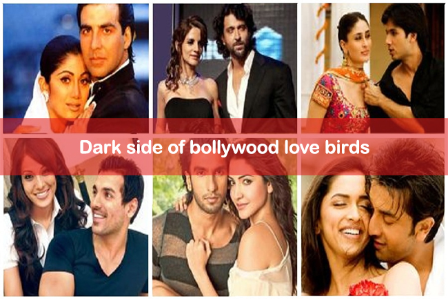 Photo of Bollywood actresses breakups