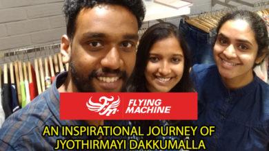Photo of An inspirational journey of Jyothirmayi Dakkumalla