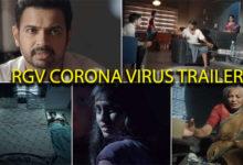 Photo of RGV Corona virus trailer
