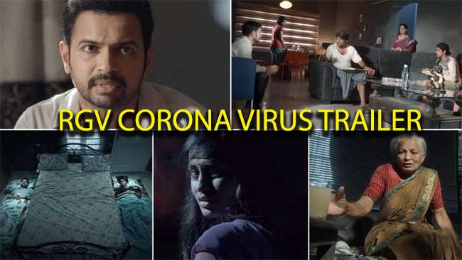 RGV Corona virus trailer