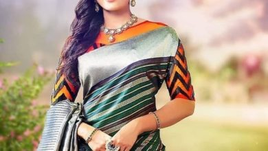 Photo of Gorgious Rashmika in saree pics