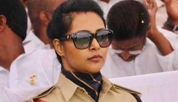 Deepthi Chandana - the definition of Police in Public vision