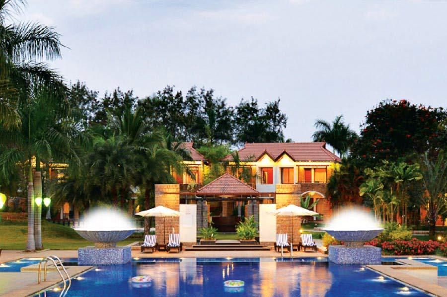 Golconda Spa and Resort in hyderabad