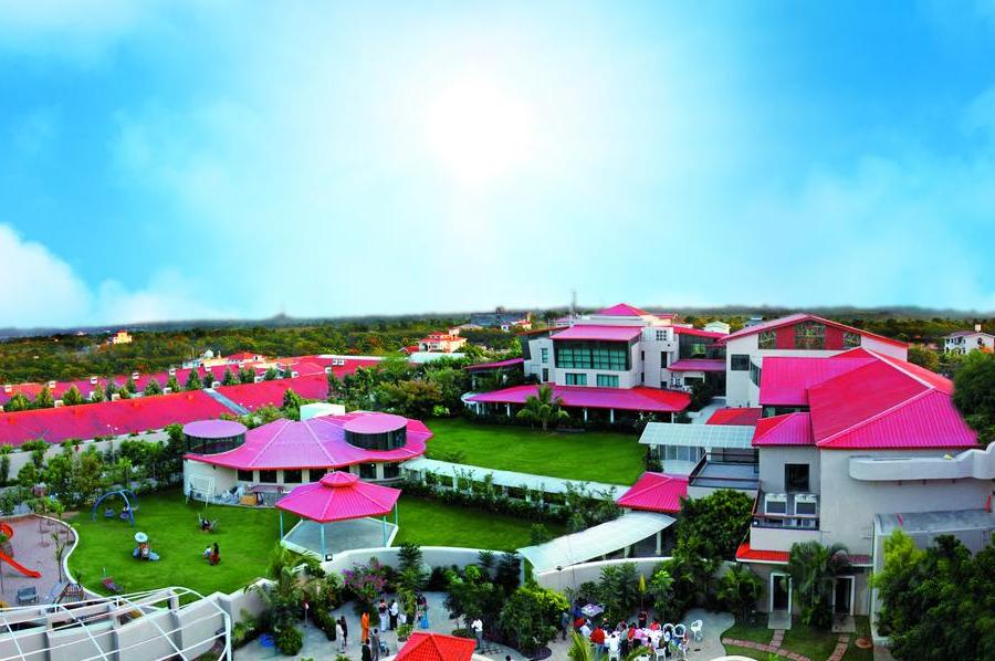 Leonia Holistic Resort in hyderabad: