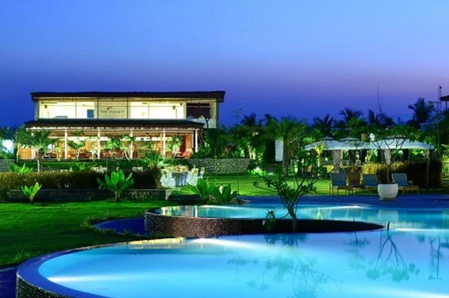 Palm Exotica resort in hyderabad