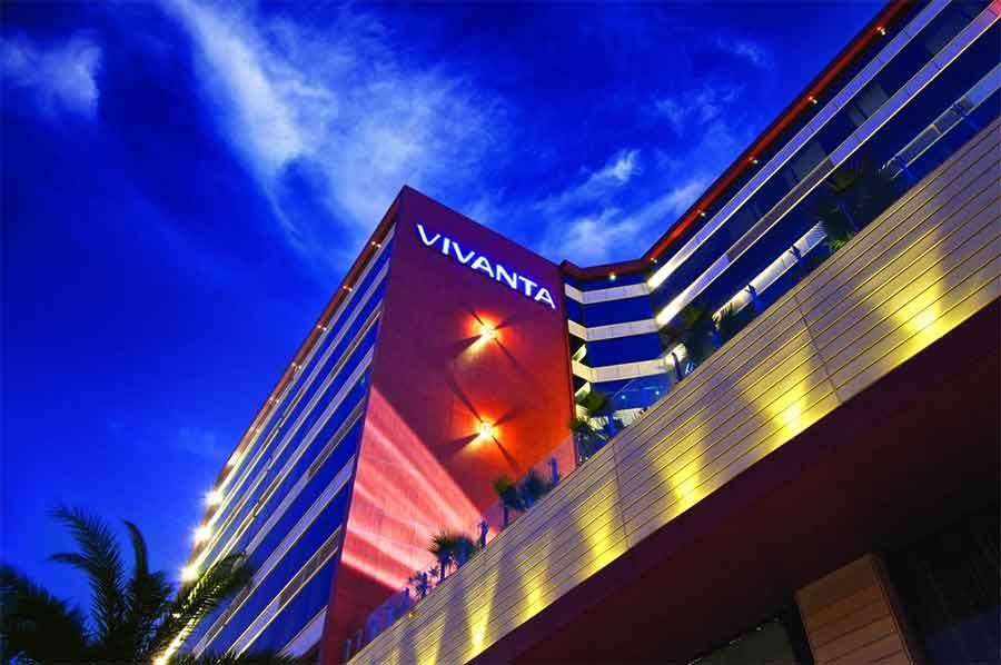 Vivantha resort