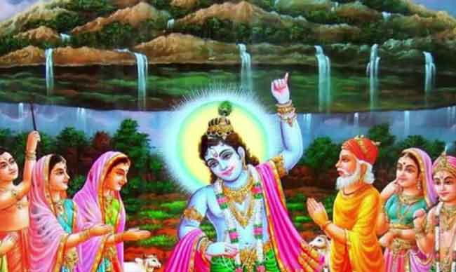 Govardhana Pooja - diwali puja