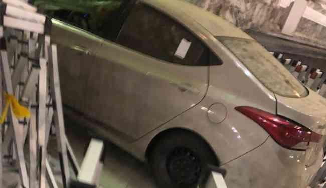 saudi car accident