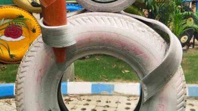 Photo of kolkata tyres park : కలకత్తా లో అద్భుతమైన పార్క్ …. రకరకాల అందాలు !
