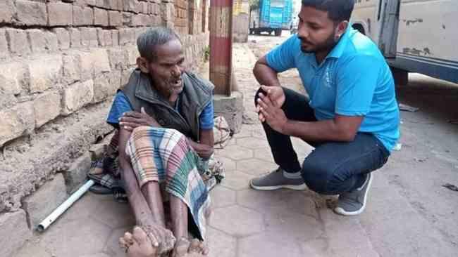 engineer begging story