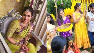 Photo of Niharika Marriage: మెగా ఫ్యామిలిలో మొదలైన పెళ్లి సందడి !