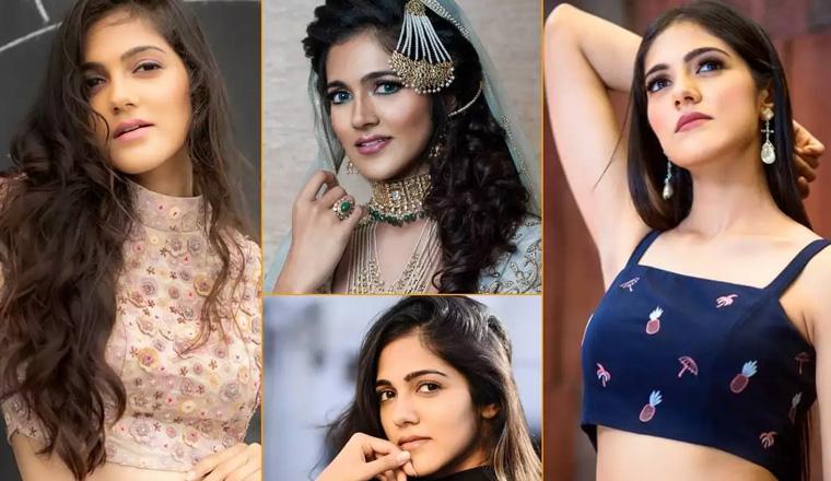 Actress simran choudhary