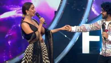 Photo of Kiara Advani at Indian Idol   : ఇండియన్ ఐడల్ లో పాట పాడి అలరించిన కైరా అధ్వాని
