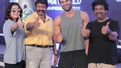 Photo of Balayya Babu is giving Voice Over for Liger Film : మొట్టమొదటి సారి వాయిస్ ఓవర్ ఇయ్యనున్న బాలయ్య బాబు ? :-