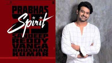 Photo of Prabhas 25th film Spirit Spicy Updates : ప్రభాస్ 25 వ సినిమా గా స్పిరిట్ :-